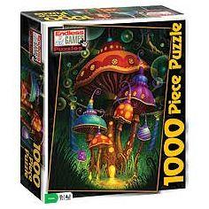 Straub Mushroom Puzzle