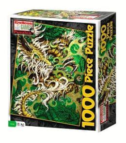 Rod Fuchs Dragon Puzzle