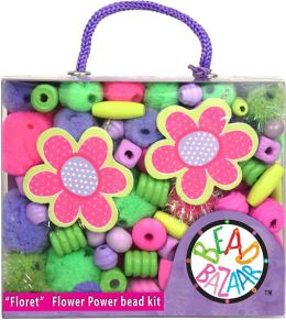 ''Floret'' Flower Power Bead Kit
