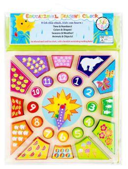 Educational Seasons Clock