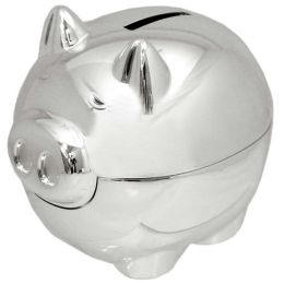 Piggy Bank, Silver