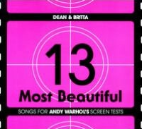 13 Most Beautiful: Songs for Andy Warhol [Single Disc Limited Edition]