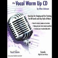 The Vocal Warm Up CD: Female High & Low Voice