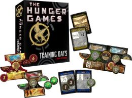 The Hunger Games Training Days Strategy Game