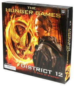 The Hunger Games Movie District 12 Strategy Game