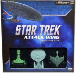Star Trek - Attack Wing Miniatures Game Starter Set