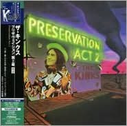 Preservation: Act 2 [Japan Bonus Tracks]