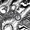 CD Cover Image. Title: Amok, Artist: Atoms for Peace