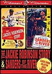 Urban Works Classic Cinema: Jackie Robinson Story / Sanders of the River