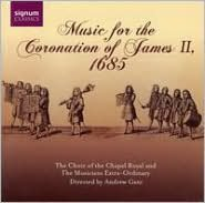 Music for the Coronation of James II, 1685