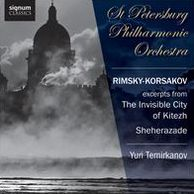 Rimsky-Korsakov: Excerpts from The Invisible City of Kitezh; Sheherazade