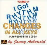 I Got Rhythm [Jamey Aebersold]