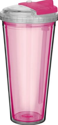 Venti 20 oz. Iced Coffee Tumblers - Pink