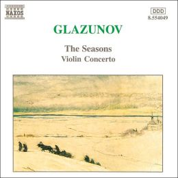 Glazunov: The Seasons, Violin Concerto