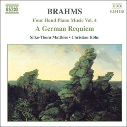 Brahms: Four-Hand Piano Music, Vol. 5