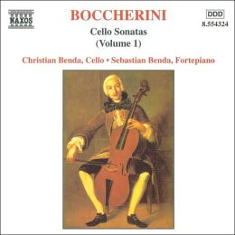Boccherini: Cello Sonatas, Vol. 1