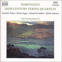 Norwegian 20th-Century String Quartets