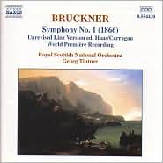 Bruckner: Symphony No. 1 (1866)