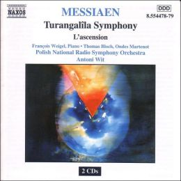 Messiaen: Turangalîla-Symphony, L'ascension