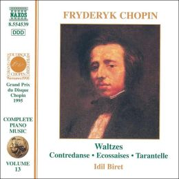 Chopin: Complete Piano Music, Vol. 13