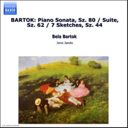 Bartók: Piano Music, Vol. 1