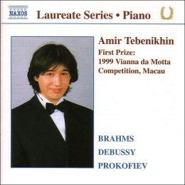 Amir Tebenikhin: Piano Recital