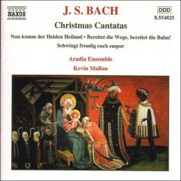 J.S. Bach: Christmas Cantatas