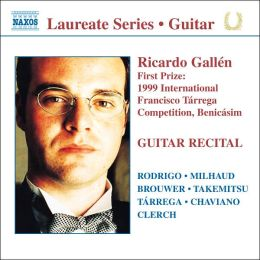 Ricardo Gallén Recital