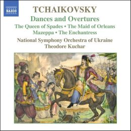 Tchaikovsky: Dances and Overtures