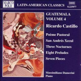 Guatemala, Vol. 4: Ricardo Castillo