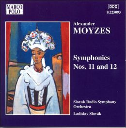 Moyzes: Syphonies Nos. 11 and 12
