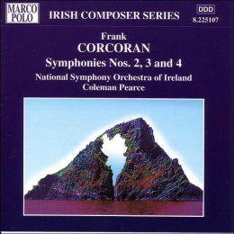 Corcoran: Symphonies Nos. 2, 3 & 4