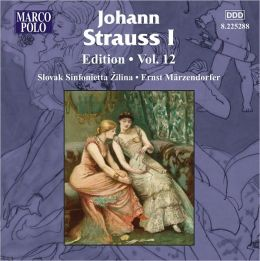 Johann Strauss I Edition, Vol. 12