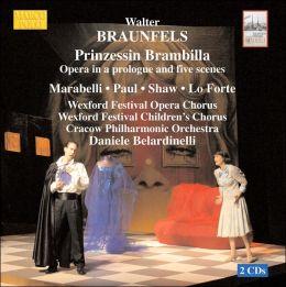 Braunfels: Prinzessin Brambilla