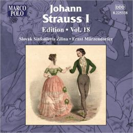 Johann Strauss I Edition, Vol. 18