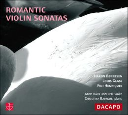 Romantic Violin Sonatas