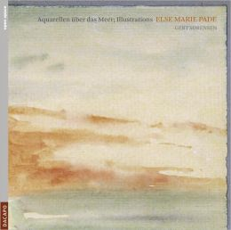 Else Marie Pade: Aquarellen über das Meer; Illustrations