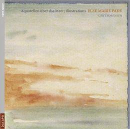 Else Marie Pade: Aquarellen über das Meer; Illustrations