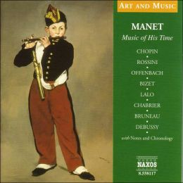 Manet: Music of His Time
