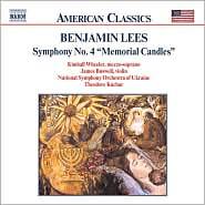 Lees: Symphony No. 4