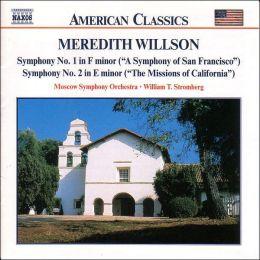 Willson: Symphonies Nos. 1 & 2