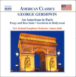 Gershwin: An American in Paris; Porgy & Bess Suite; Gershwin in Hollywood