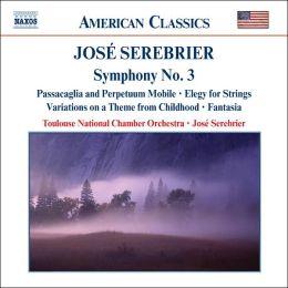 Serebrier: Symphony No. 3, etc.