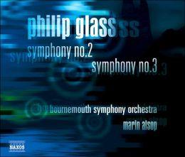 Glass: Symphonies Nos. 2 & 3