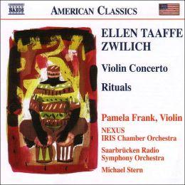 Zwilich: Violin Concerto, Rituals