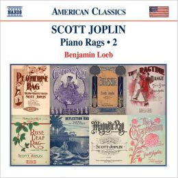 Scott Joplin: Piano Rags 2