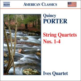 Quincy Porter: String Quartets Nos. 1-4