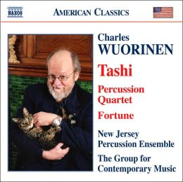 Charles Wuorinen: Tashi