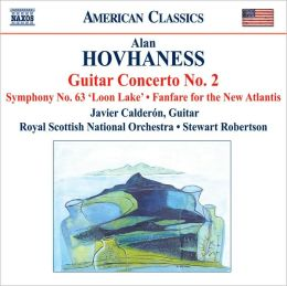 Hovhaness: Guitar Concerto No. 2