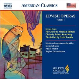 Jewish Operas, Vol. 1